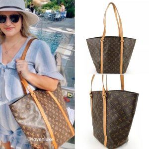 ✨ Extra Large Sac Tote ✨ by Louis Vuitton